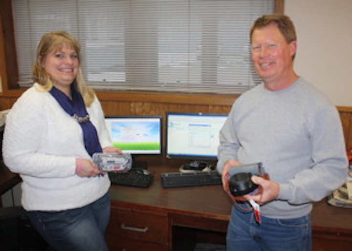 Ww Badger City Of Garretson Anna Uhl And Craig Nussbaum Sm