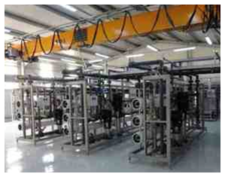 Innovative reverse osmosis plant installed at Libya oil