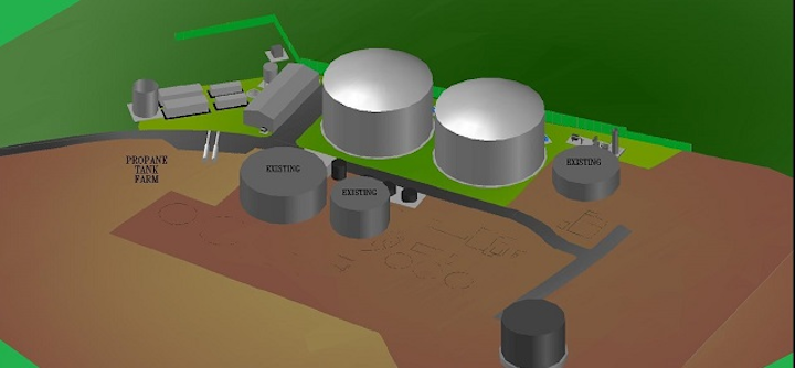 3d Drawing Of New Clearfleau Ad Plant For Lake District Biogas 4