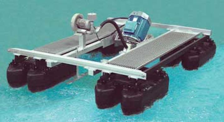Aeration Industries Triton 1209