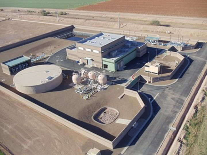 Az Water Treatment Plant Recognized For Advanced Filtration Technology Waterworld