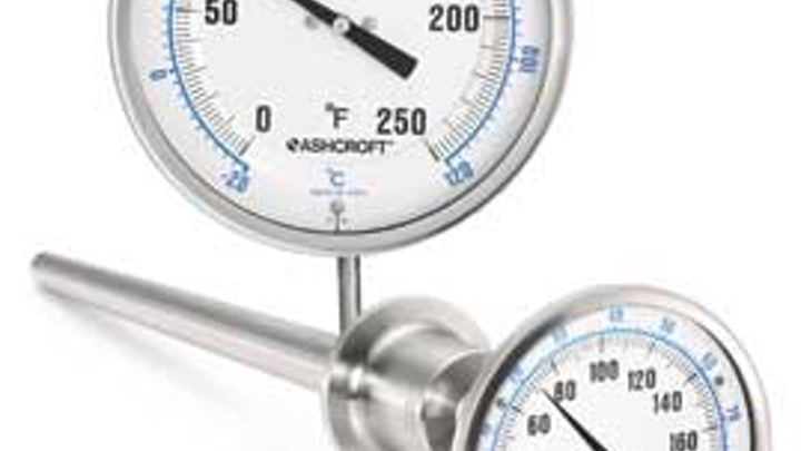 Ashcroft Bimetal 1210ww