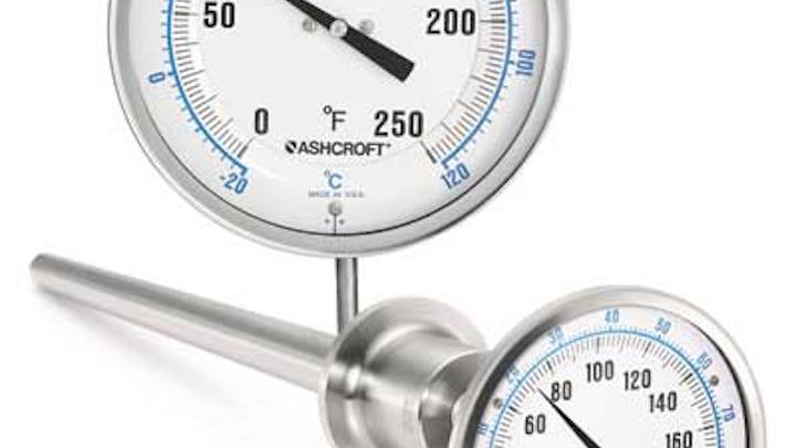 Ashcroft Bimetal 1404ww
