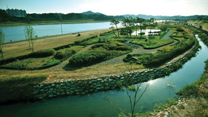 Asia Four Rivers Iii