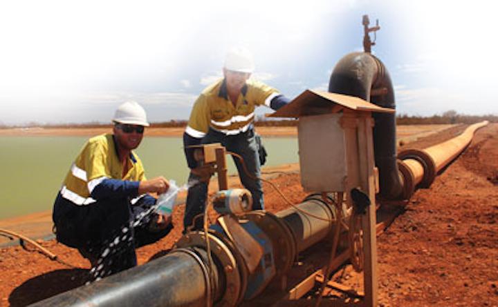 Aus Monitoring Water Flows