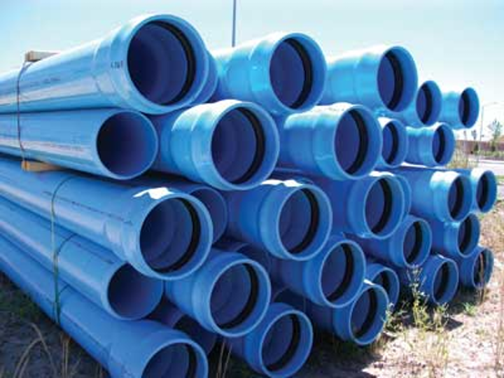 Baird Blue Pvc Pipes 1303ww