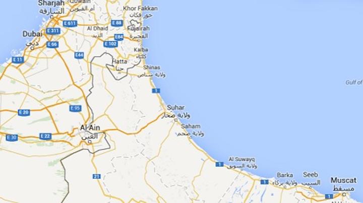 Barka Desalination