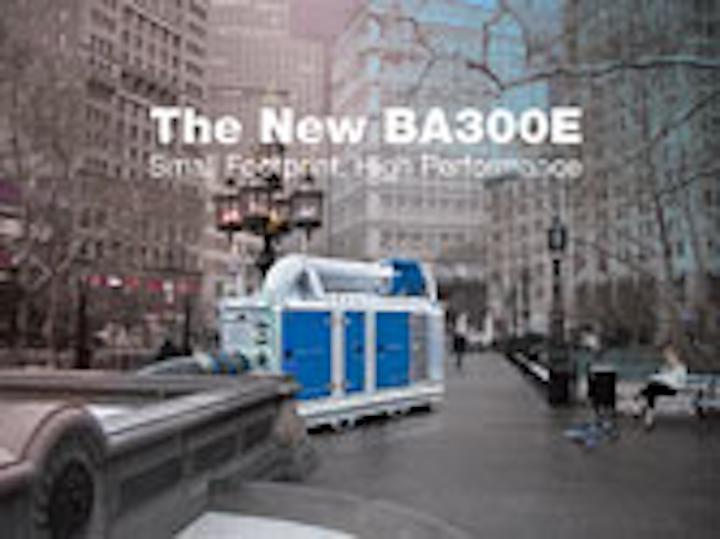 Bba The New Ba300e Small Footprint High Performance