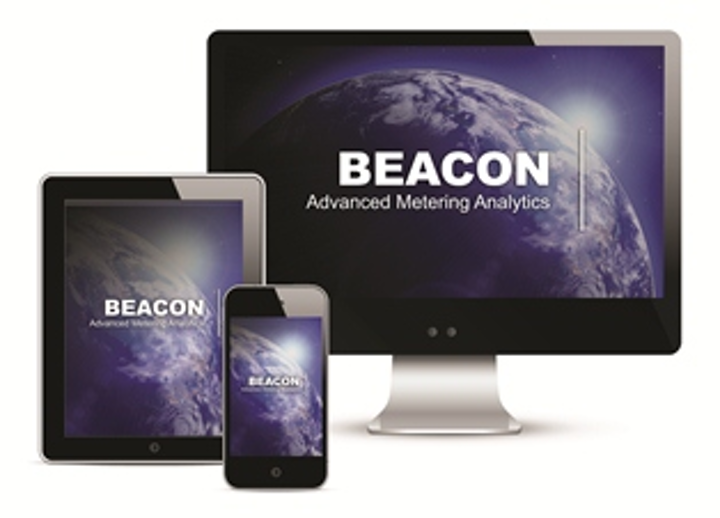 Beacon Globe Monitor Tablet Smartphone