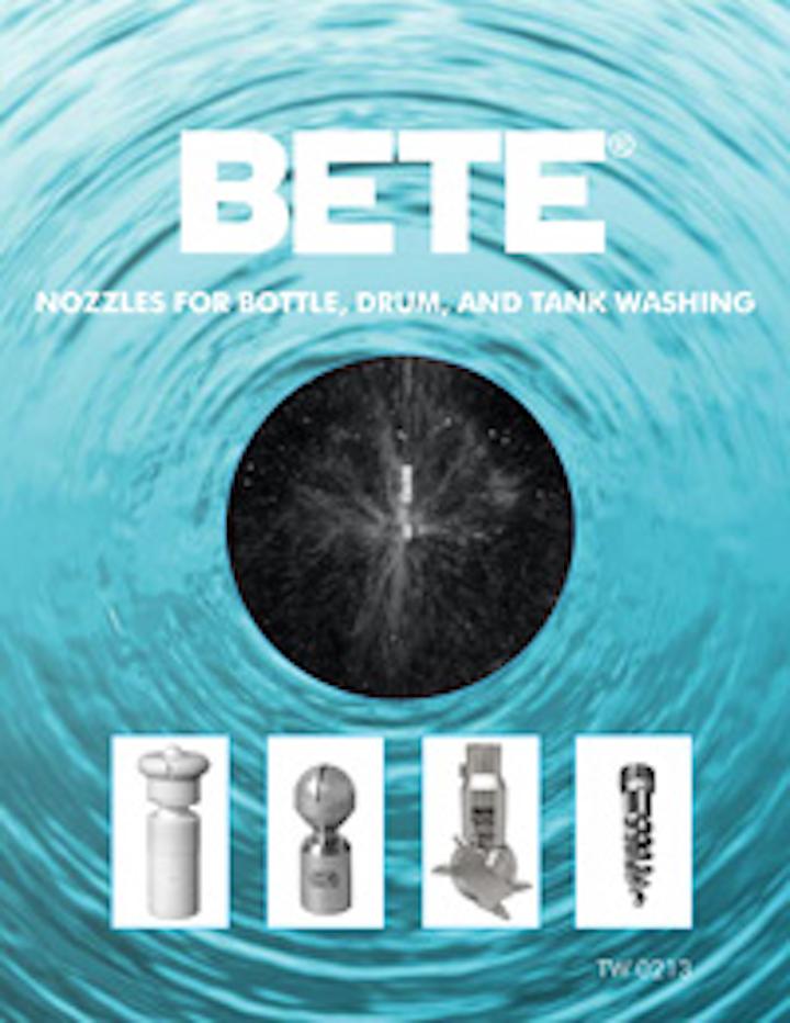 Bete Tankwashing Brochure