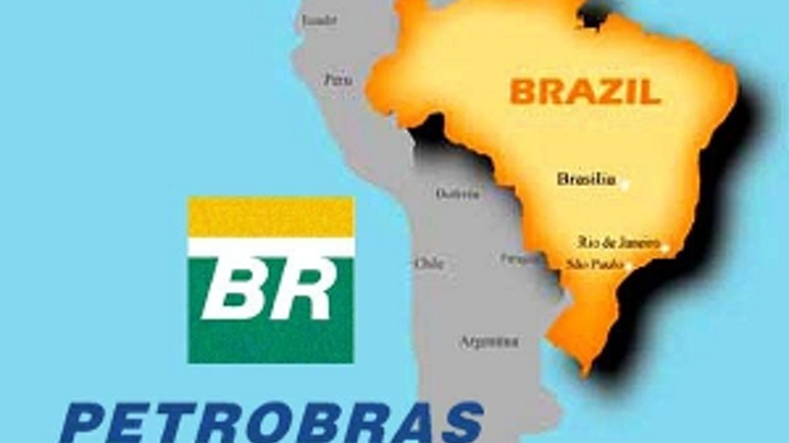 Brazil Petrobras Web