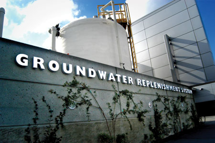 Ca Recycling Trends 1 Oc Orange County S Groundwater Replenishment System
