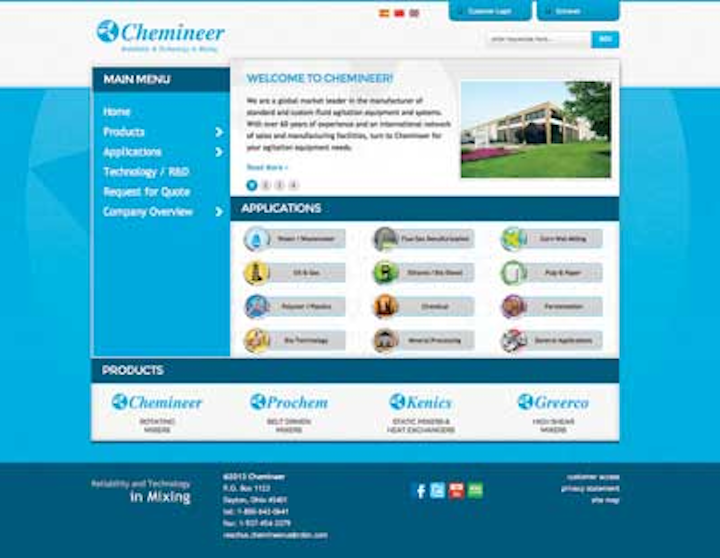 Chemineer Website 1303ww