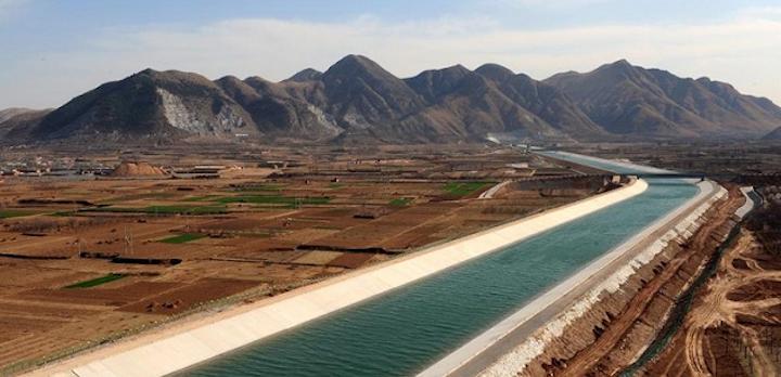China South North
