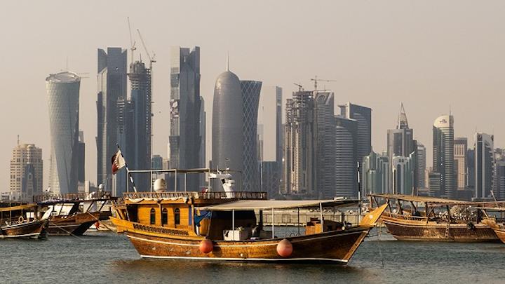 Corniche Doha Qatar Web