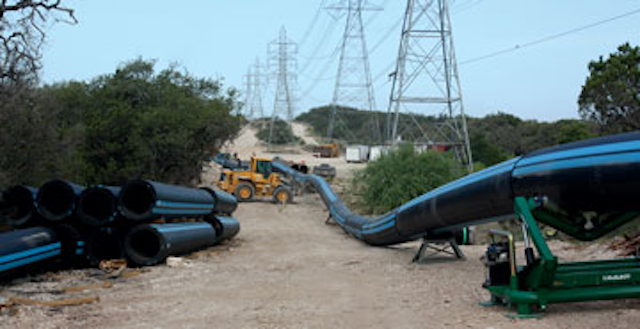 Extreme Pipeline Installations Provide Long-Term Solutions for Fast
