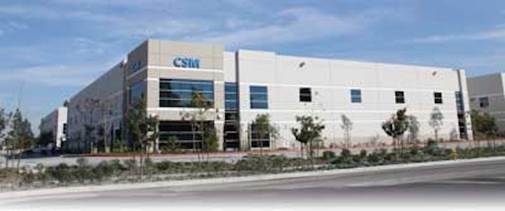 Csm Facility 1209