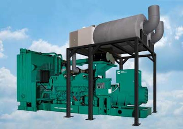 Cummins Generator 1210ww
