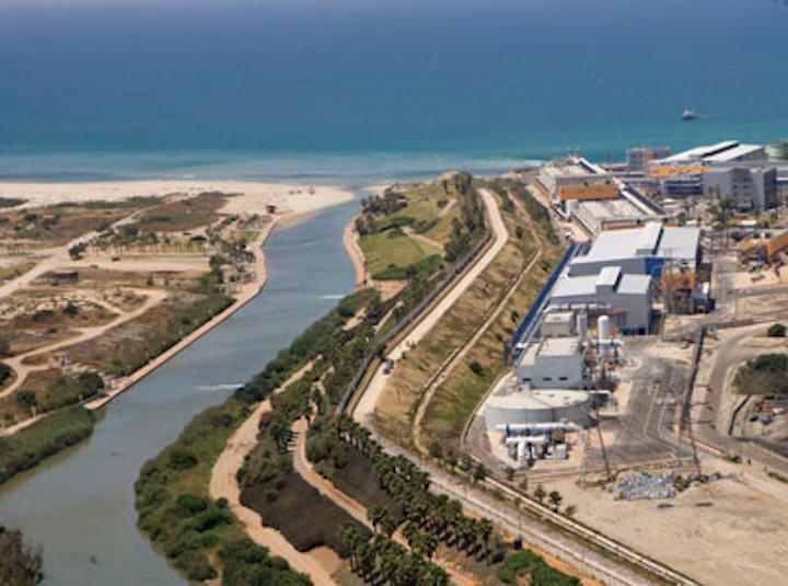 Desal Hadera Israel 2