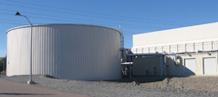 Dn Tank And Chiller Buildin