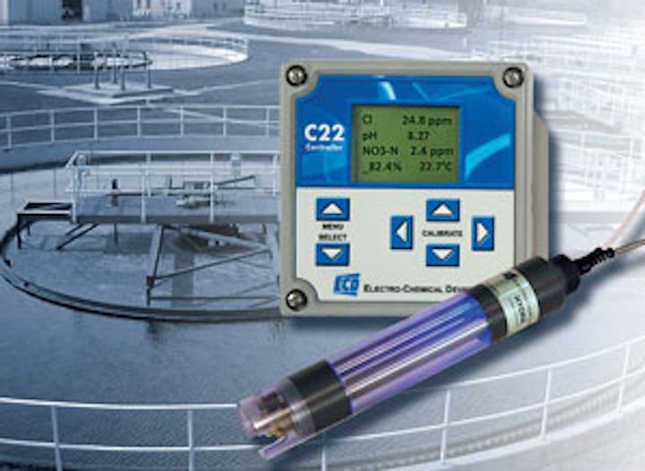 Ecd Hydra Nitrate Wastewater