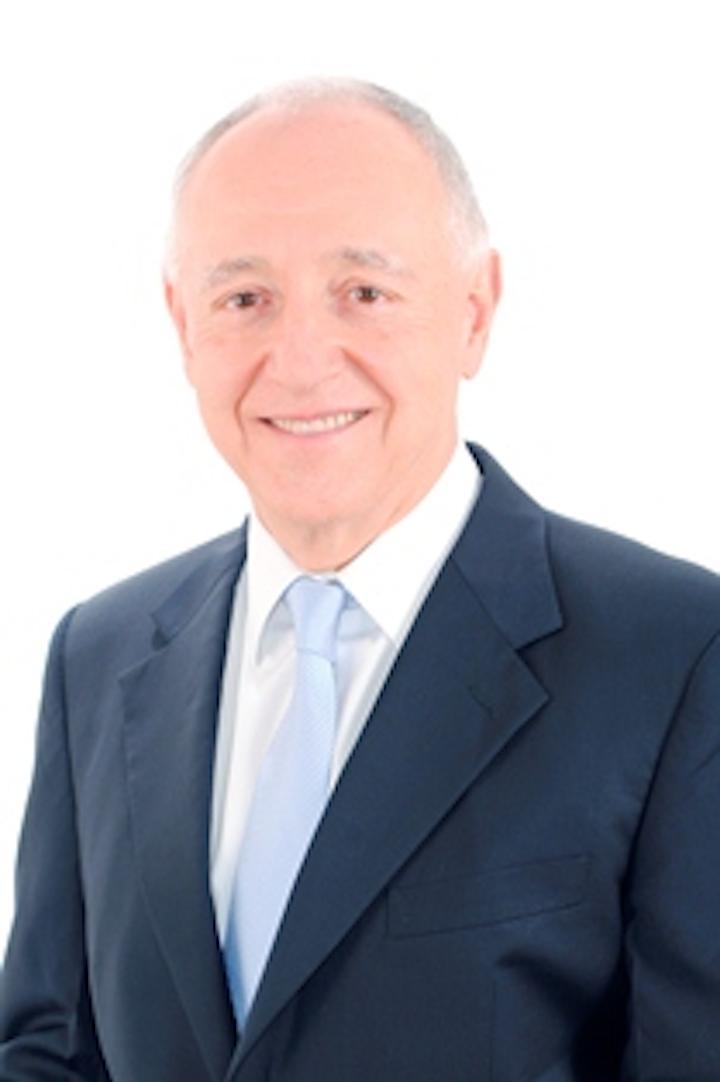 Emilio Gabbrielli President Of The International Desalination Association 2
