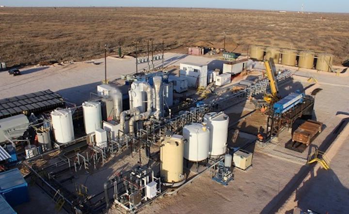 Fracking Wastewater Gradient Web