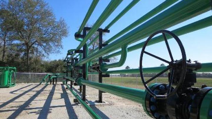Geg Pipeline Training Facility