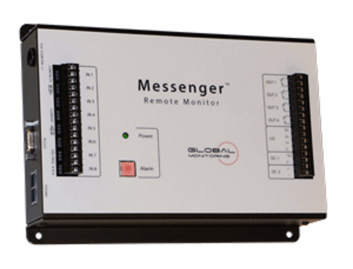 Global Messenger Float Color Clear