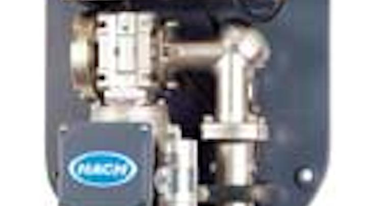 Hach Streaming 1305ww