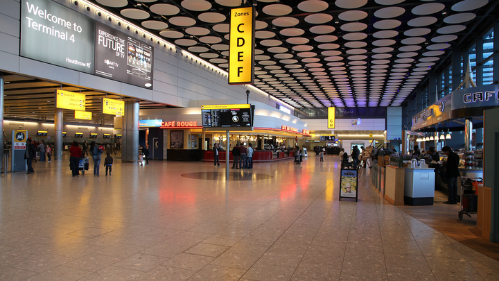 Heathrow Airport 2