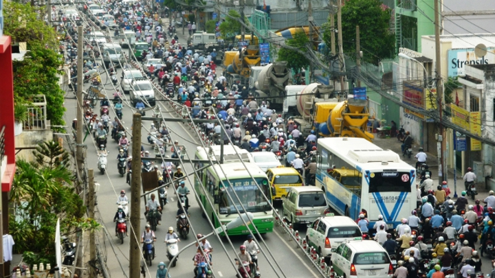 Ho Chi Min City Web