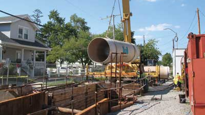 Hobas Lowering Pipe 1305ww