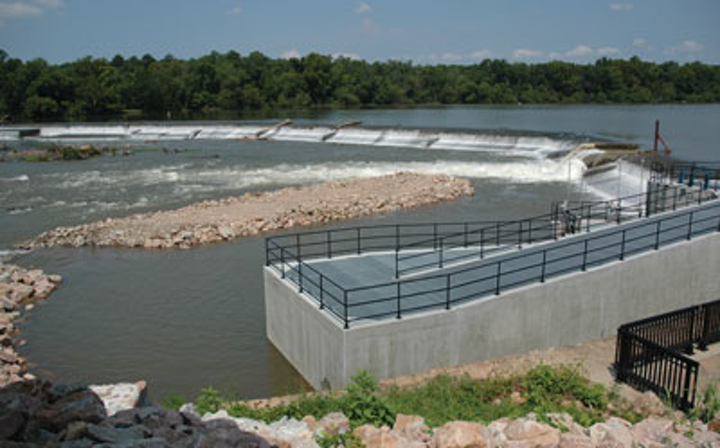Hydropower 2 Columbia Sc Diversion Dam And Fishway Credit Us Fish And Wildlife Service