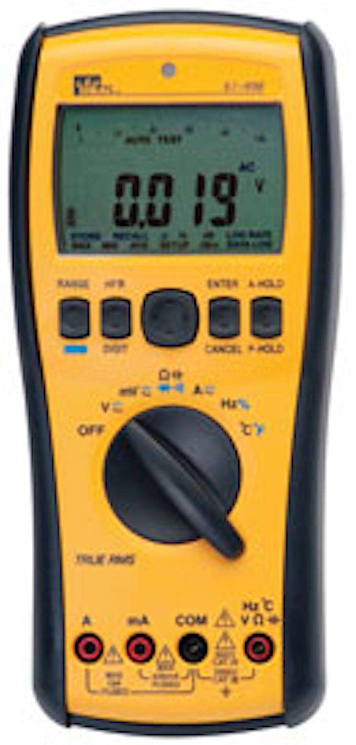Ideal 490 Multimeter