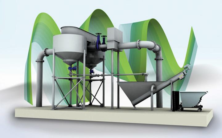 Ifat Hydro Grit King Hydrodynamic Separator