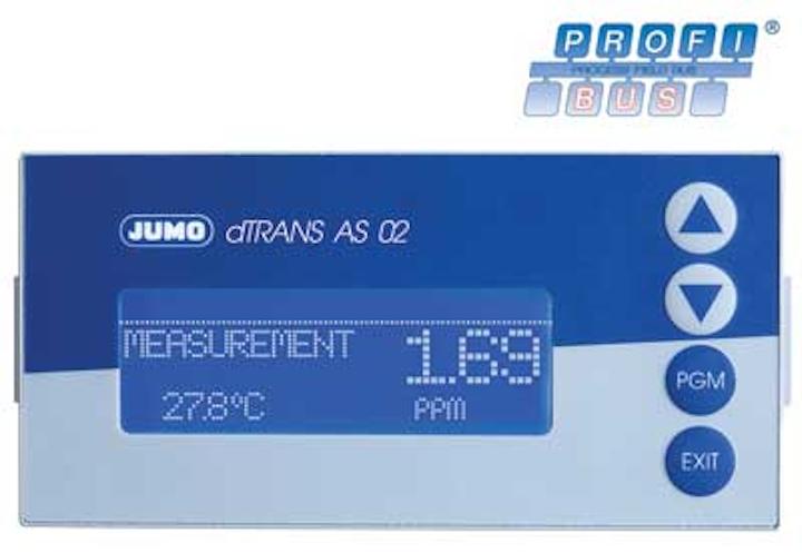 Jumo Dtrans 1209