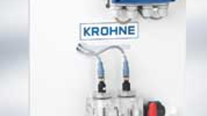 Krohne Optisys 1208ww