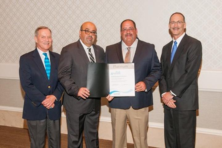 Lower Bird Creek Plant Award