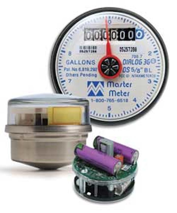 Master Meter Parts 1208ww