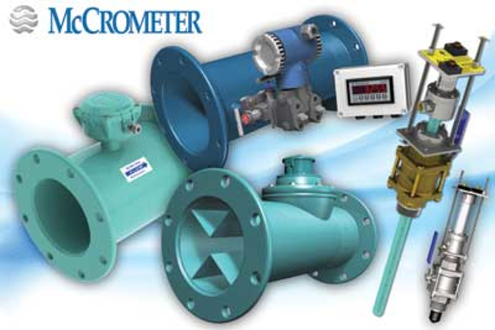 Mccrometer Water Montage 1209