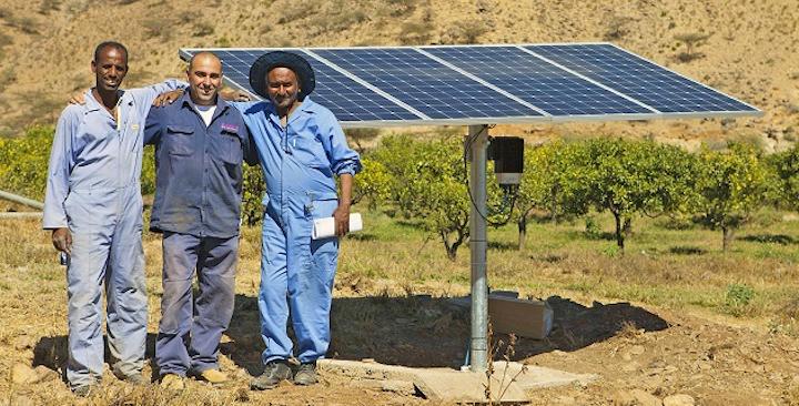 Mo 190 Eritrea Solar