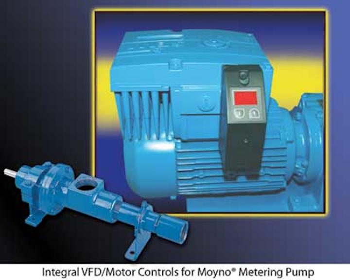 Moyno Metering Pump 1209