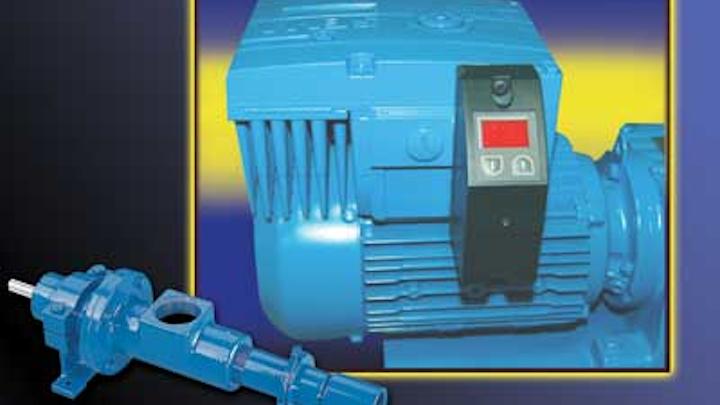 Moyno Metering Pump 1305ww