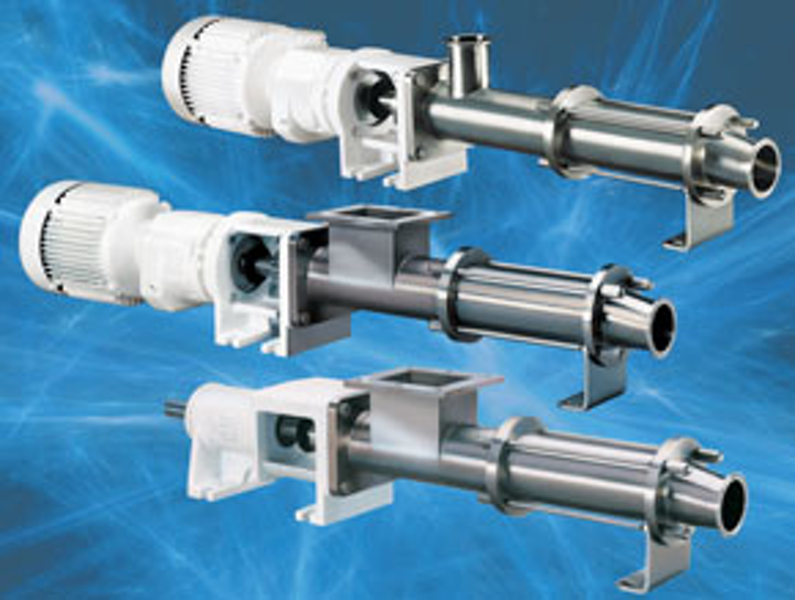 Moyno Sanitary Pumps