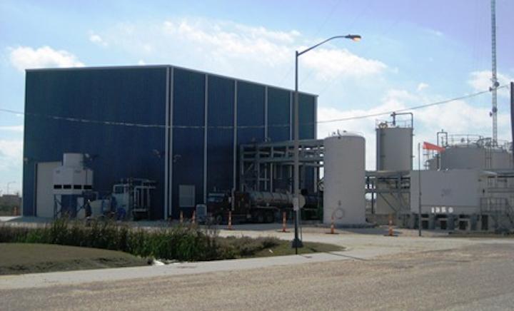 New Geo Plant In Deer Park Tx 2015