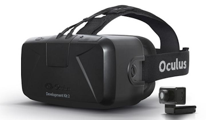 Oculus Headset Web