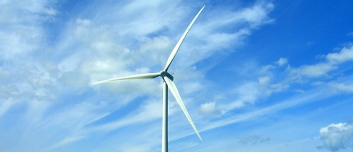 Off Shore Wind Farm Turbine