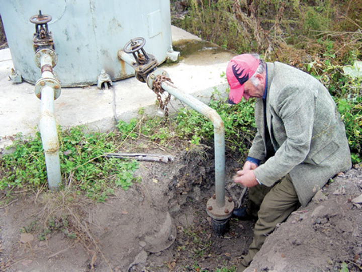 Old Ways In Moldovan Water