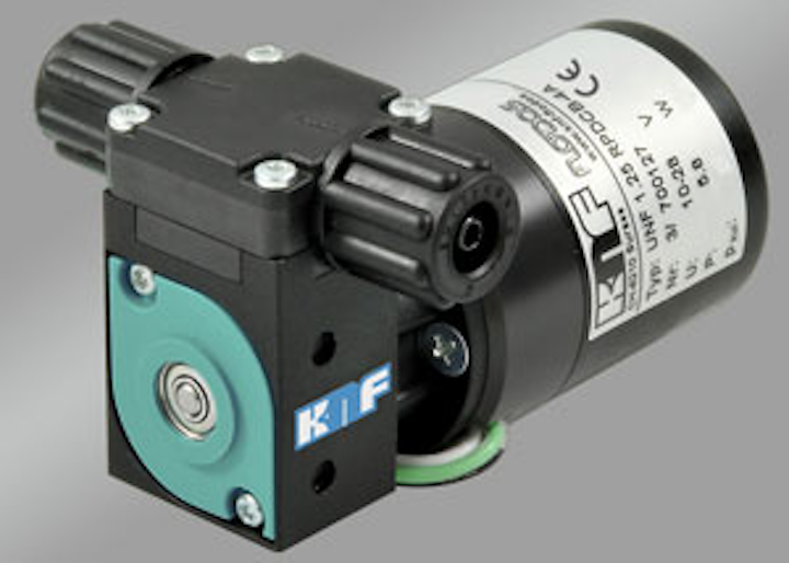 Product Review Pumps Knf